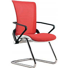 Lii Cantilever Conference Chairs £231 - Office Chairs