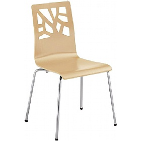Verbena Bistro Chairs (Pack of 4) £101 - Bistro Furniture