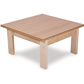 Deluxe Solid Beech Wooden Coffee Table £126 - Reception Furniture