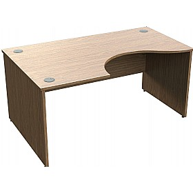 Sven X-Range Panel End Simple Compact Ergonomic Desks £280 - Office Desks