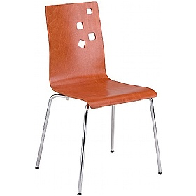Ammi Bistro Chairs (Pack of 4) £84 - Bistro Furniture