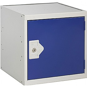 EXPRESS DELIVERY Cube Lockers With BioCote £0 - Education Furniture