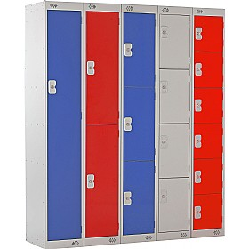 EXPRESS DELIVERY Metric Lockers With BioCote £0 - Education Furniture