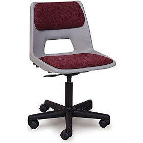 Scholar Mobile Padded Polypropylene Chair £0 - Education Furniture