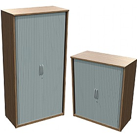 Sven X-Range Side Tambour Cupboards £480 - Office Desks