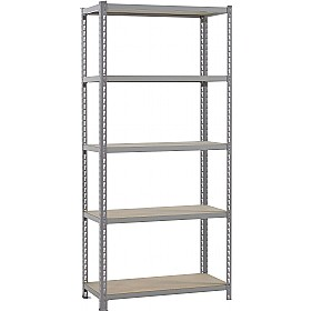 EXPRESS DELIVERY Budget Boltless Shelving £114 - Bookcases