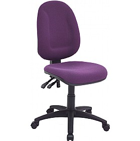 Asha High Back PCB Operator Chair £94 - Office Chairs