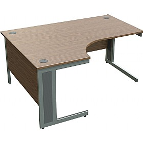 Sven X-Range Cantilever Ergonomic Desk £301 - Office Desks