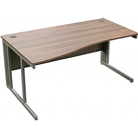 Sven X-Range Cantilever Wave Desks £252 - Office Desks