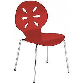 Rosa Bistro Chairs (Pack of 4) £84 - Bistro Furniture