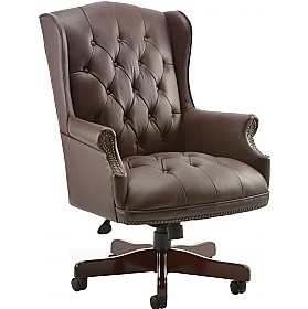 Chairman Traditional Manager Chair £455 - Office Chairs