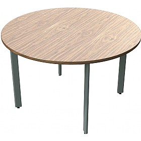 Sven X-Range 4-Leg Circular Meeting Table £215 - Meeting Room Furniture