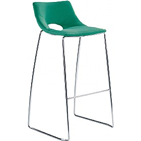 Saron High Level Stool £192 - Bistro Furniture