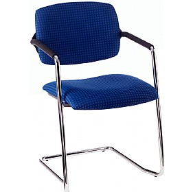 Sven X-Range XRV3A Cantilever Conference Chair £154 - Office Chairs