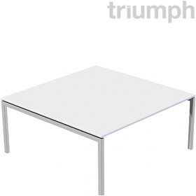 Triumph Metrix Square Coffee Table £242 - Reception Furniture