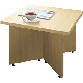 Sven X-Range Square Coffee Table £176 - Reception Furniture