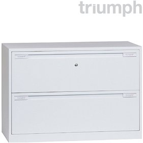 Triumph Metrix Desk High Side Filers £420 -