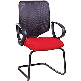 Sven X-Range XRE2V Mesh Back Visitor Chair £170 - Office Chairs