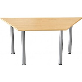 Braemar Trapezoidal Meeting Tables £118 - Meeting Room Furniture