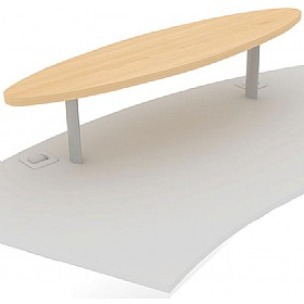 Elite Callisto Desk Shelf £218 - Office Desks