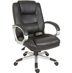Lumbar Massage Executive Office Chair £156 - Office Chairs