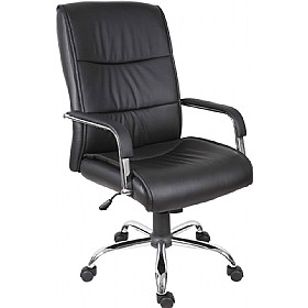 Cumbria Executive Office Chair Black £136 - Office Chairs