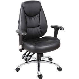 Overton Executive Task Office Chair £137 - Office Chairs