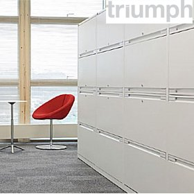 Triumph Metrix Combination Unit 2 £721 - Office Desks
