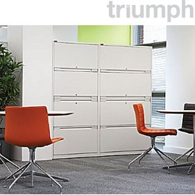 Triumph Metrix Combination Unit 5 £610 - Office Desks