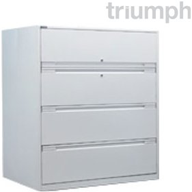 Triumph Metrix Combination Unit 6 £557 - Office Desks