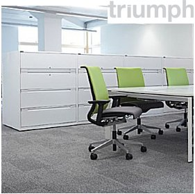 Triumph Metrix Combination Unit 7 £519 - Office Desks