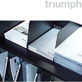 Triumph Metrix Slotted Filing Shelf £40 - Office Desks