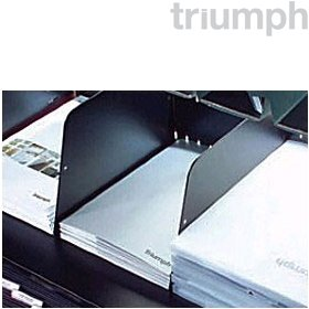 Triumph Metrix Slotted Shelf Dividers £19 - Office Desks