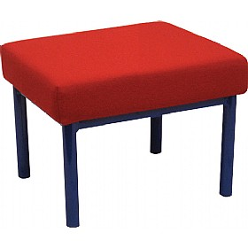 Scholar Children S Upholstered Stool Classroom Stools