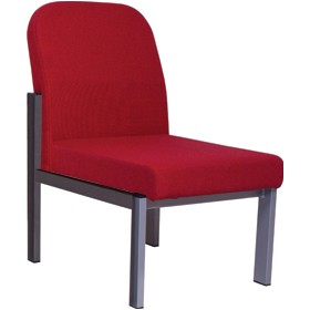 Traditional Extra Heavy Duty Low Reception Chair £102 - Reception Furniture