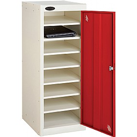 Premium Low Laptop Storage Lockers With ActiveCoat £0 - Education Furniture