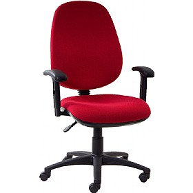 Sven X-Range XRL1H XL High Back Operator Chair £146 - Office Chairs