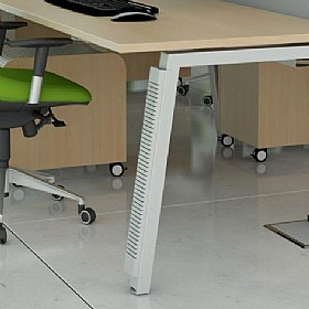 Elite Linnea Cable Risers (Pack of 2) £44 - Office Desks