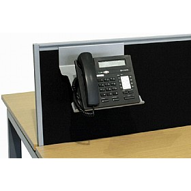 Elite Linnea System Screen Phone Holder £30 - Office Desks