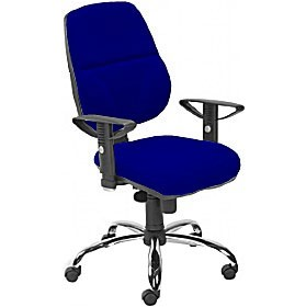 Inspire High Back Operator Chairs £152 - Office Chairs