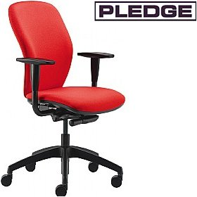 Pledge Rush High Back Task Chair £202 - Office Chairs