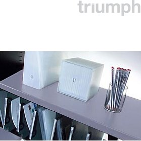Triumph SuperGlider Lateral Filing Shelf £37 - Office Desks