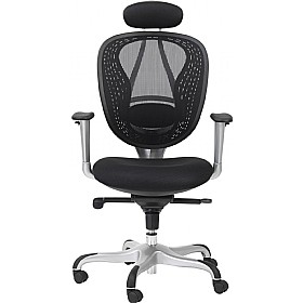 Runner Mesh Back Executive Chair £254 - Office Chairs