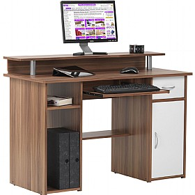 Liberty Computer Desk Walnut £111 -