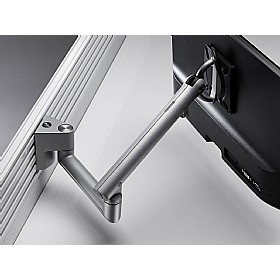 CBS Flo Slatwall Full Monitor Arm £0 - Office Furnishings