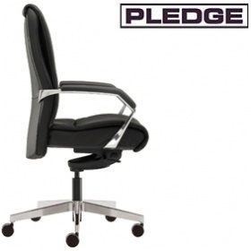 Pledge Zante Executive Medium Back Chair £896 - Office Chairs