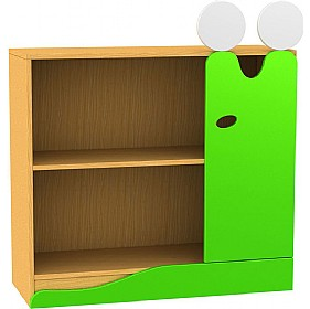 Slug & Snail Slug Bookcase £231 - Education Furniture
