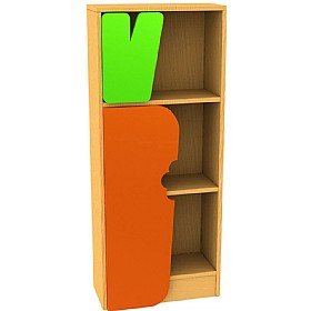 Slug & Snail Carrot Cupboard £0 - Education Furniture