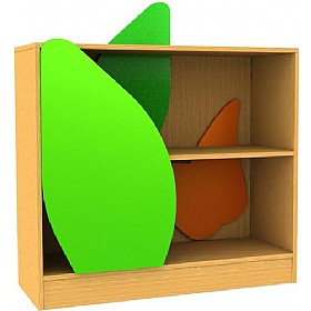 Slug & Snail Leaf Bookcase £0 - Education Furniture