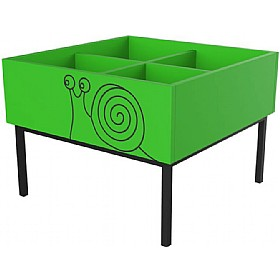 Slug & Snail Kinderbox £170 - Education Furniture